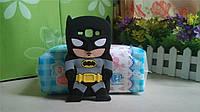 Резиновый 3D чехол для Samsung Galaxy J1 J100h Бетмен