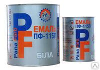 Эмаль ПФ-115П Pana Farb белая 0.9 кг