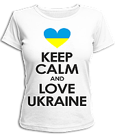 """Футболка """"Love Ukraine"""""""