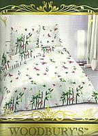 Комплект постельного белья Woodbury's односпальный