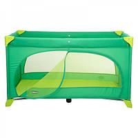 Манеж детский Chicco Easy Sleep Green Jam 79087.92