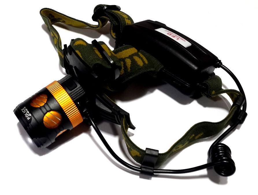 выбрать хороший налобный фонарь для рыбалки