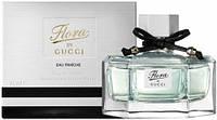 Женская парфюмированная вода Flora By Gucci Eau Fraiche, 75 мл