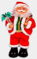 Музыкальная игрушка Санта Клаус, 35см