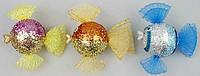 Елочное украшение Рыбка, 8см
