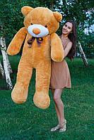 Большой медведь тедди 160 см карамельный