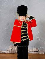 """Карнавальный костюм """"Гусар"""", размер 110-146 см"""