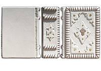 Православный молитвослов - элитная кожаная подарочная книга (Миниатюрное издание)