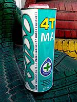 Масло ХАДО четырехтактное синтетика 10w-40 4т МА 1л