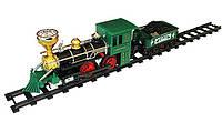 Детская Железная дорога звук, дым отличная  детализация 3+