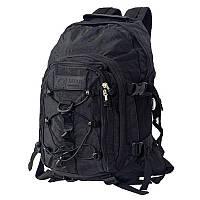 0170709,00 Рюкзак молодежный DERBY  черный