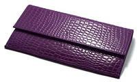 0430466,30 Портмоне женское * DERBY * фиолетовый кожа