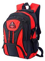 46044618 Рюкзак молодежный * Enrico Benetti * черно / красный