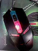 Мышь компьютерная проводная USB G3 Игровая  (цвета в ассортименте)