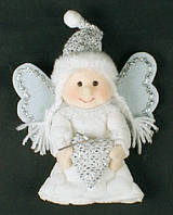 Мягкая игрушка Ангел, 17см