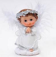 Фигурка Ангелочек белый 7см в асс 2