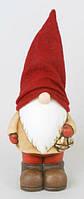 Керамическая новогодняя статуэтка Санта, 13см