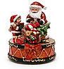 Новогодняя композиция Санта с музыкой