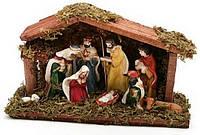 Рождественский Вертеп 9 фигур