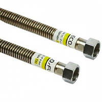Шланг для газа -стандарт Eco-Flex 1/2ВВ 50см.