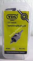 Коронка по металлу 19 мм YDS