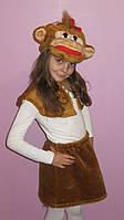 Детский карнавальный костюм Обезьянки