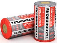 Базальтовая вата утеплитель Теплоролл ТехноНиколь мат в рулонах 4000*1000*100(4м2)