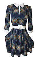 Женское платье трикотаж