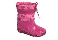Сапожки, сапоги зимние детские Zetpol Джети розовые