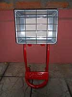 Керамический газовый обогреватель ORGAZ -650