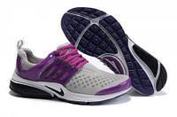 Кроссовки женские Nike Air Presto (найк аир престо, оригинал) серые