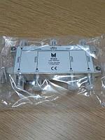 Splitter DI-602 ALCAD (сат сплит с проходным питанием на 6 абонентов)
