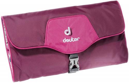 Женская надежная дорожная косметичка Deuter Wash Bag II, 39430 5053