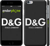 "Чехол на iPhone 6 Dolce and Gabbana 1 ""449c-45"""