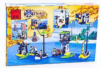 Конструктор Пиратский плот Brick 302