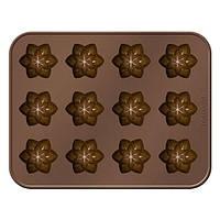 Форма для шоколадных конфет Tescoma Delicia Choco Звездочки