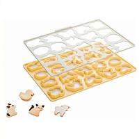 Пасхальная форма для печенья Tescoma Delicia 630886