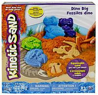 Игровой набор с кинетическим песком