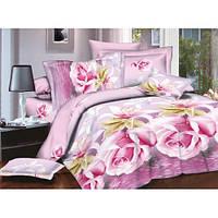 Качественное постельное белье ТЕП  RestLine 146 «Розовые сны» 3D дешево от производителя.
