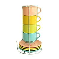 Набор чайный Оселя, 9 предметов