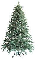 Искусственная новогодняя Ёлка 210см ( ель ) 2.1м литая Президентская зеленая