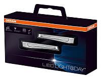 Дневные ходовые огни светодиодные фары дневного света Osram LED LIGHT@DAY® DRL101 LEDDRL101BK