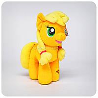 Мягкая игрушка «Пони Эплджек» - говорящая