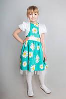 Модное подростковое платье на праздник, фото 1