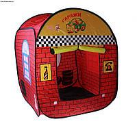 Палатка-гараж для мальчика 3308