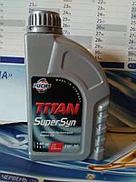 Моторное масло FUCHS TITAN SUPERSYN 5W-30(1л.) для нагруженных бензиновых и дизельных двигателей