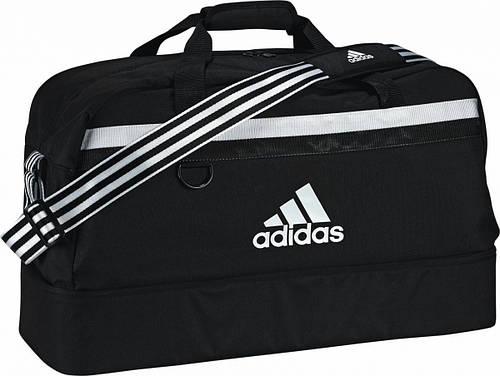 Большая сумка для путешествий спортивно-дорожная сумка Adidas TIRO TB BC L S30265 черный