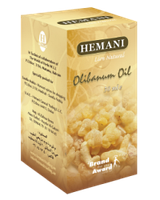 100% Натуральное масло ладана Hemani 30 мл