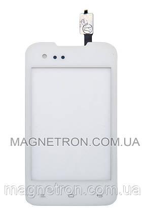 Сенсорный экран #YZ-CTP365-FPC-V1.0 для мобильного телефона FLY IQ237, фото 2