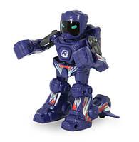 Робот на и/к управлении W101 Boxing Robot (синий)